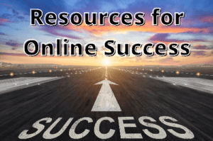 Resources for Online Success